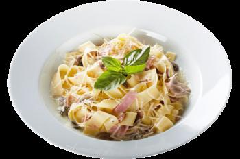 Спагетти / Феттучини