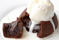 «Шоколадный фондан»