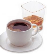 Кофе с ликером Бейлиз